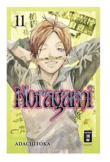 Noragami Band 11 - Egmont Manga