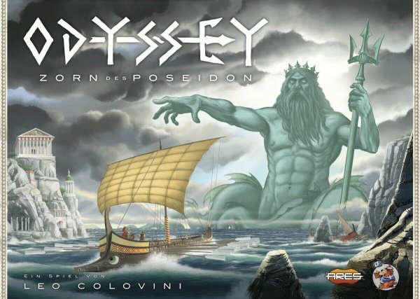 Odyssey Zorn des Poseidon (DE)