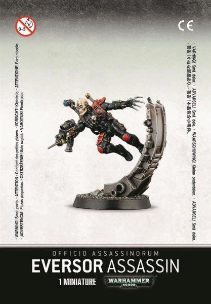 Astra Militarum Officio Assassinorum - Eversor Assassin