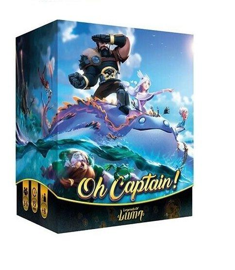 Oh Captain! Legends of Luma (DE)