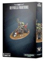 Orks - Deffkilla Wartrike
