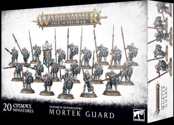 Ossiarch Bonereapers - Mortek Guard