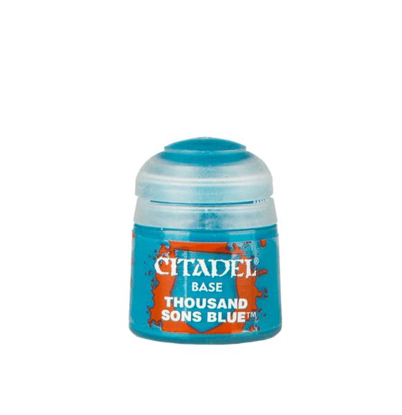 Citadel Base: Thousand Sons Blue 12ml