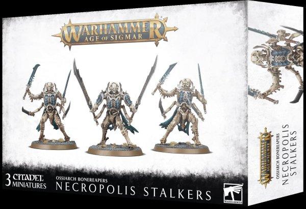 Ossiarch Bonereapers: Necropolis Stalkers