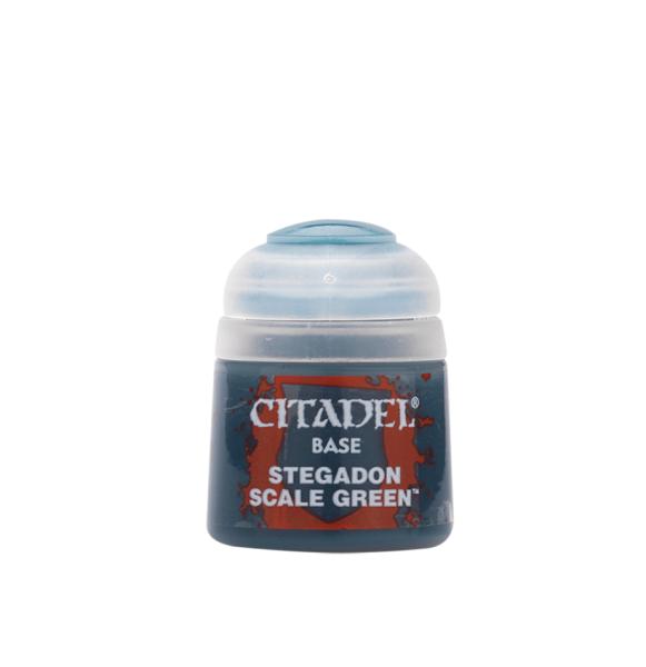 Citadel Base: Stegadon Scale Green 12ml