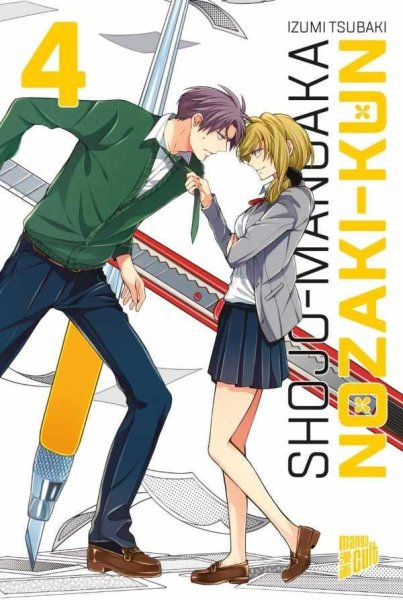 Shojo-Mangaka Nozaki-kun 4 (Deutsch)