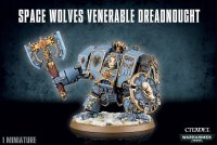 Space Wolves - Venerable Dreadnought