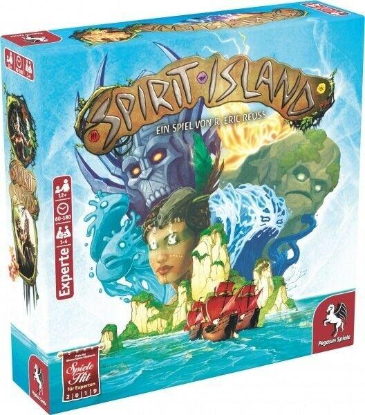 Spirit Island: Grundspiel (DE)
