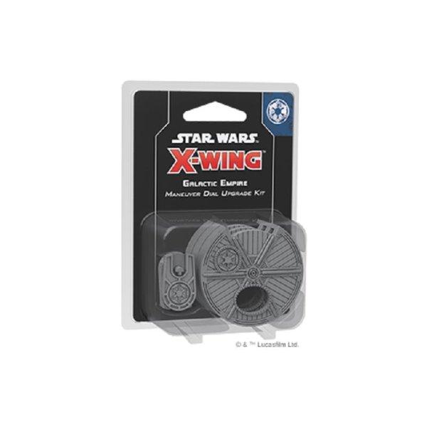 Star Wars: X-Wing 2.Edition Galactic Empire Maneuver Dial Upgrade Kit (DE/EN/Multi)