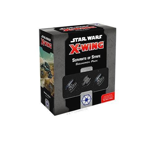 Star Wars X-Wing 2.Ed. Konstrukte des Krieges - Erweiterungspack, WAVE 3 (DE)