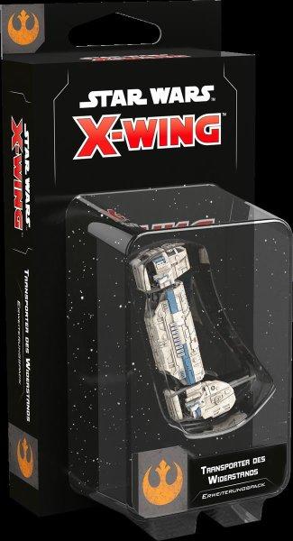 Star Wars X-Wing 2.Ed. Transporter des Widerstands, Erweiterung (DE)