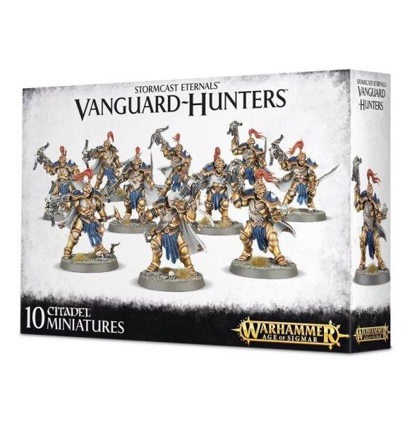 Stormcast Eternals - Vanguard-Hunters