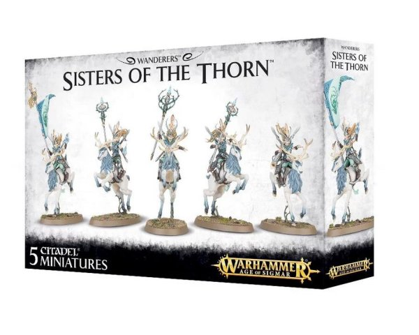 Sylvaneth Wanderers - Sisters of the Thorn